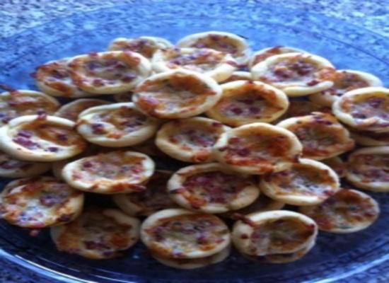 Tartelettes Rezept für Mini Muffin- oder Muffinform