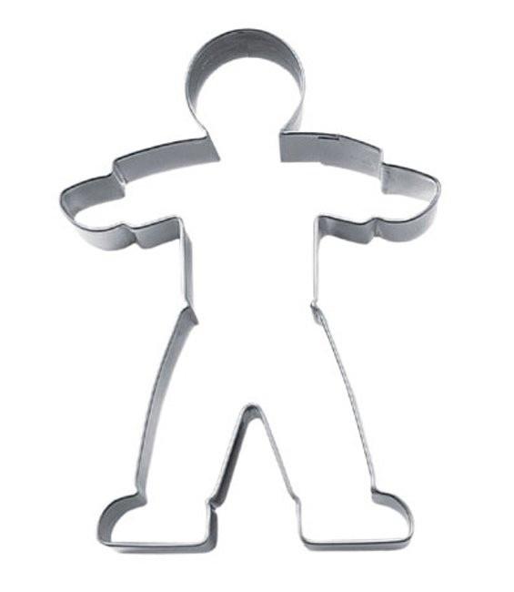 Ausstecher Boy, 11,5 cm