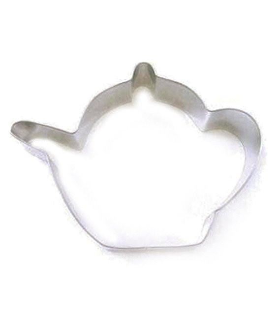 Ausstecher Teekanne, 7,6cm