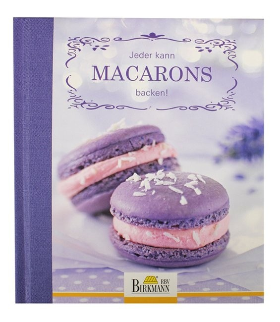 Macaron-Buch