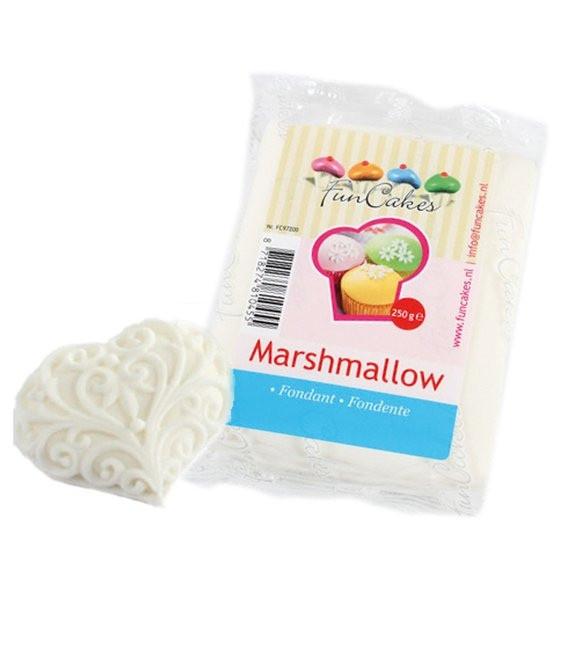 Fondant, 250g Marshmallow