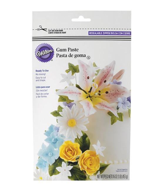 Gebrauchsfertige Blütenpaste, 453g