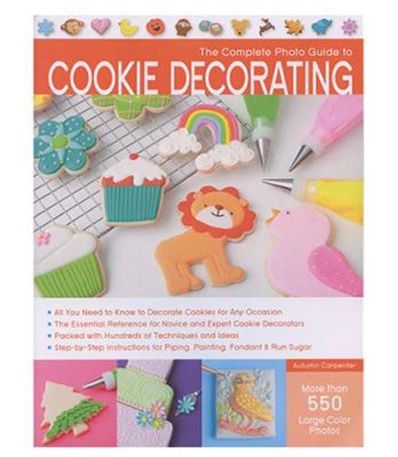 Cookie Decorating-Carpenter