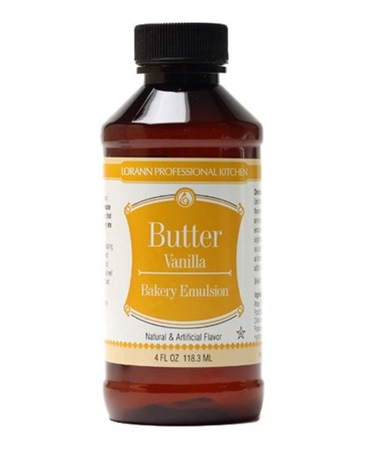 Back-Emulsion Butter Vanilla