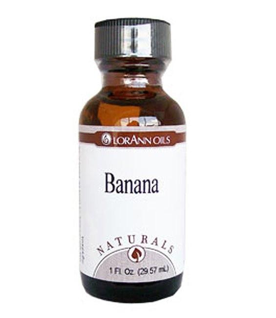 Natürliches Aroma Banane