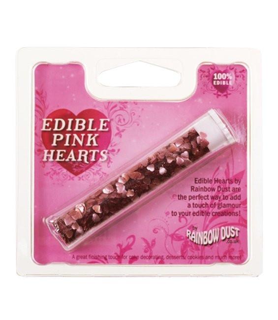 RD Edible Herzen Pink