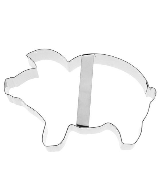 Ausstecher Schwein gross, 12,0cm