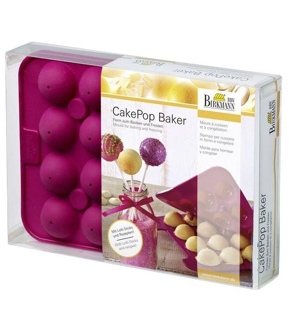 Silikonbackform Cake Pops Baker