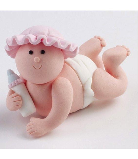 Dekofigur Baby Girl
