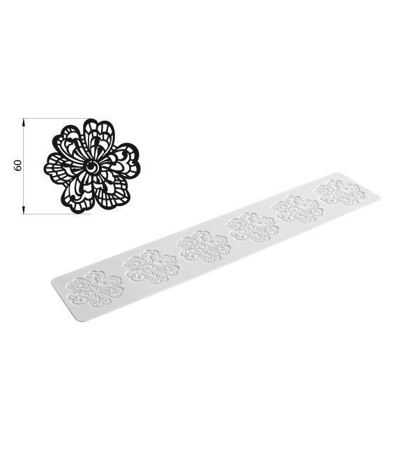 Tricot Decor Matte Blume