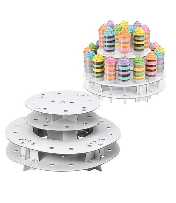 Push Up Cake Pops Ständer, für 20 Pops