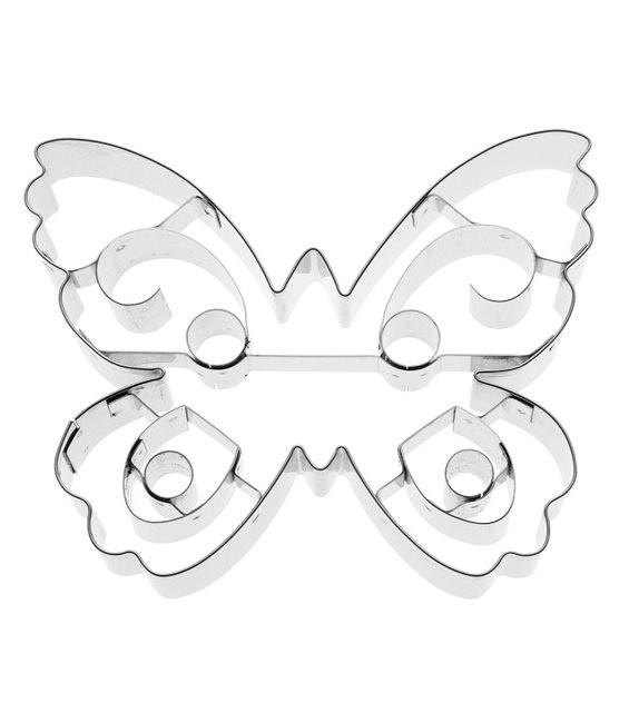Ausstecher Schmetterling, 10,0cm
