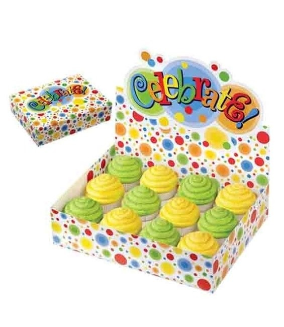 Cupcake Display Box Circles