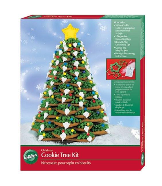 Weihnachtsbaum Ausstecher Set