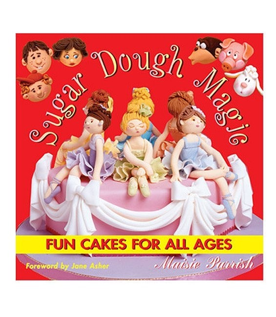Sugar Dough Magic by Maisie Parrish