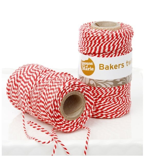 Bakers Band, 20 m Rot