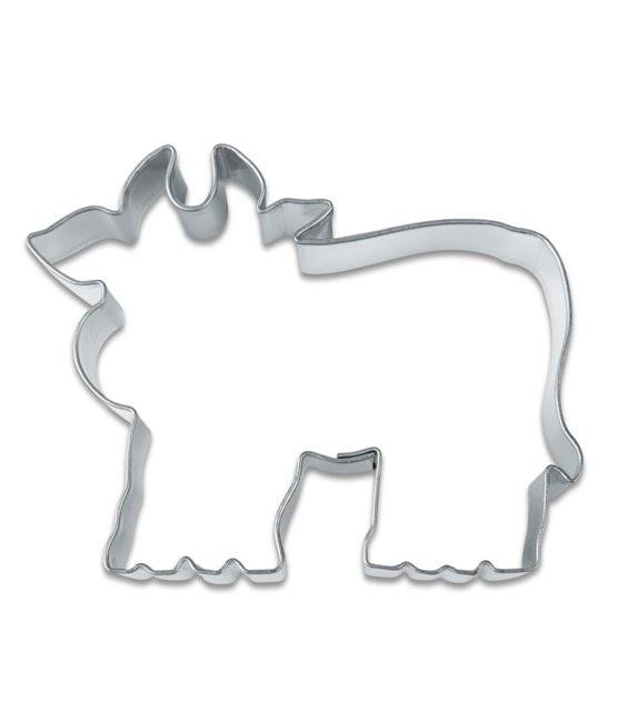 Ausstecher Kuh, 6,5cm
