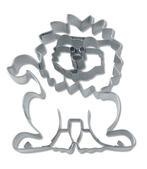 Ausstecher Löwe, 7,0cm