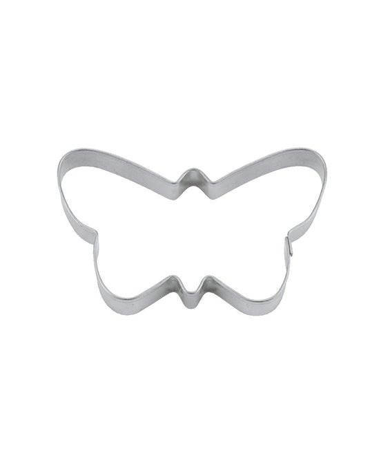 Ausstecher Schmetterling, 5,0cm
