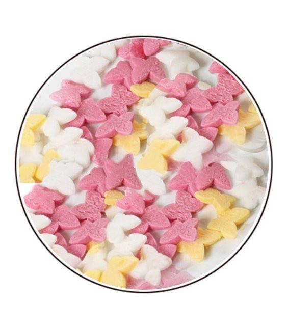 Streudekor Schmetterlinge Mix, 10mm