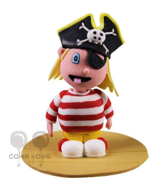 Dekofigur Pirat