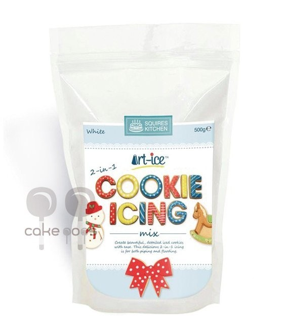 Cookie Icing Mix, 500g