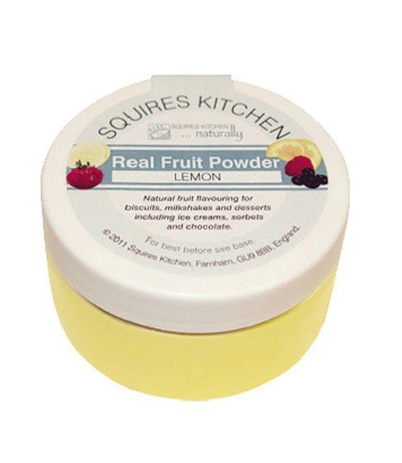 Natürliches Fruchtpulver Zitrone, 50 g