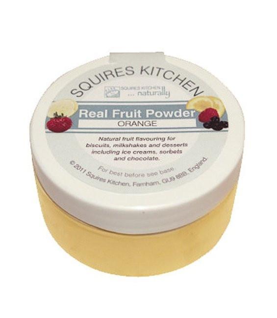 Natürliches Fruchtpulver Orange, 50 g