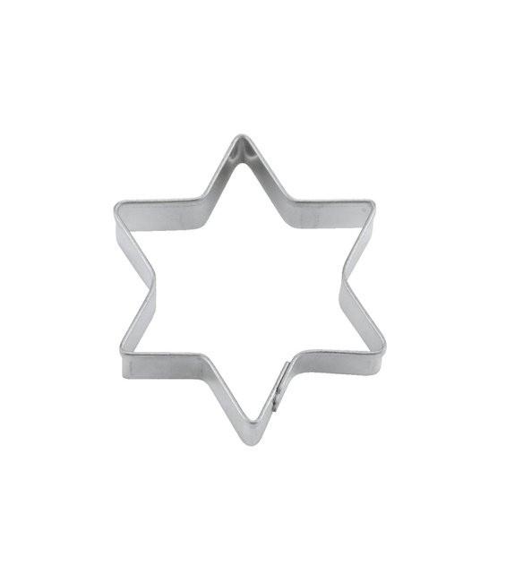Ausstecher Stern, 3,5cm