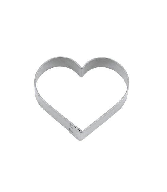 Ausstecher Herz, 3,0cm