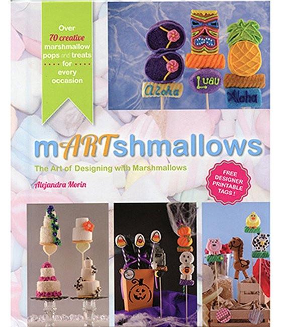 Marshmallows Art