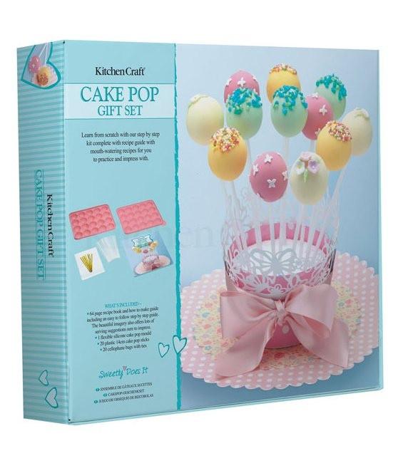 Cake Pops Starter Geschenkset