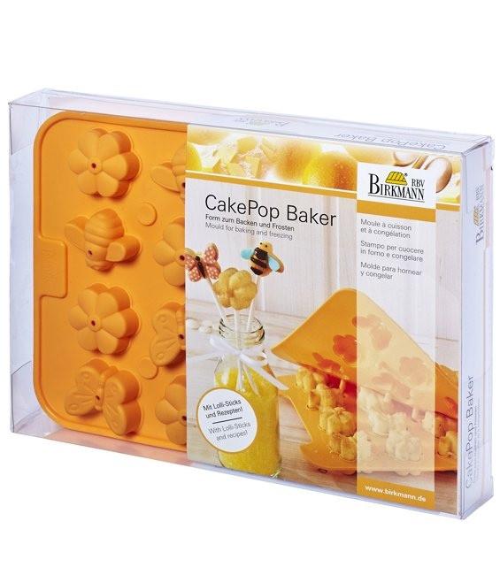 Silikonbackform Cake Pops Baker Primavera