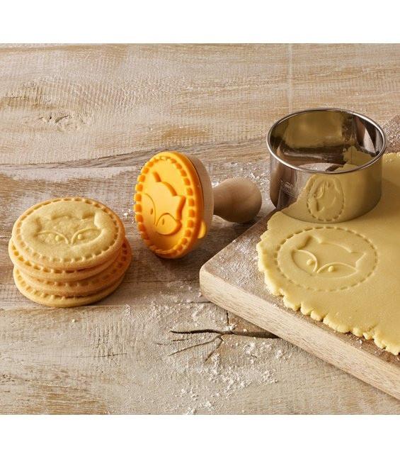 Cookie- Keksstempel Fuchs, 5 cm