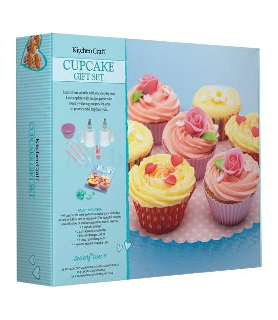 Cupcakes Starter Geschenkset