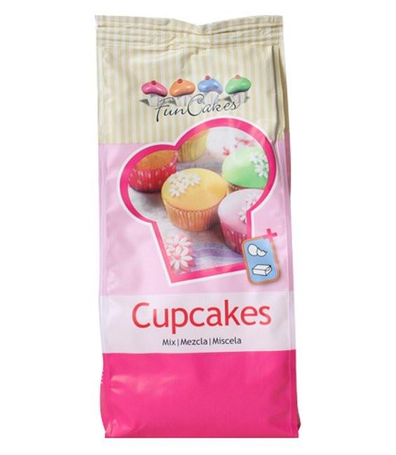 Cupcake Mix, 1000 g, MHD 31.01.2020