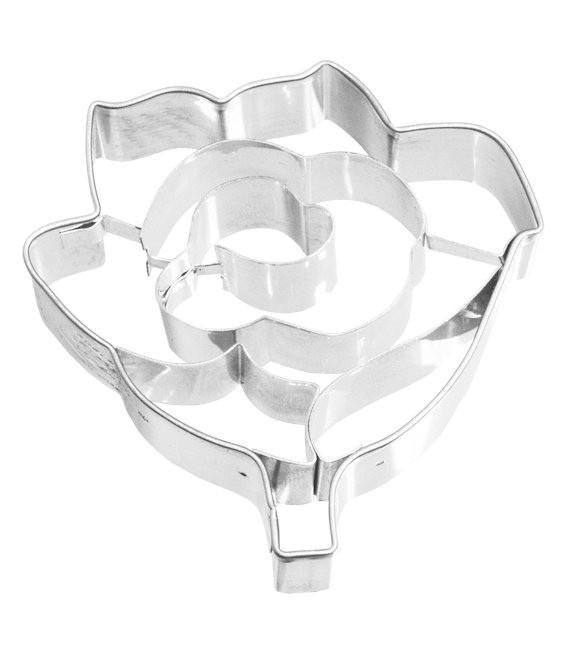 Ausstecher Rose, 6,0cm