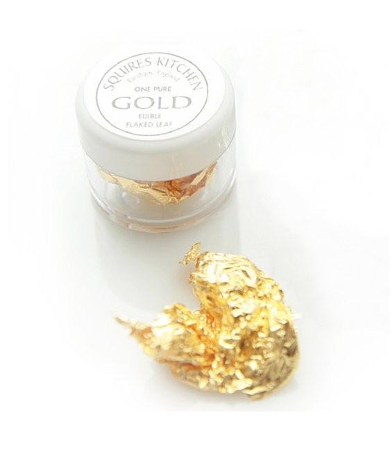 Pure Gold Leaf Flake