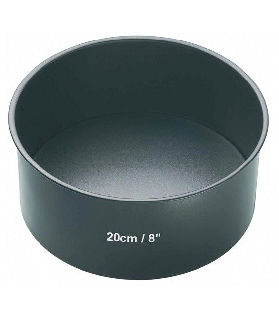 Master Class tiefe runde Antihaft-Kuchenform, 20cm
