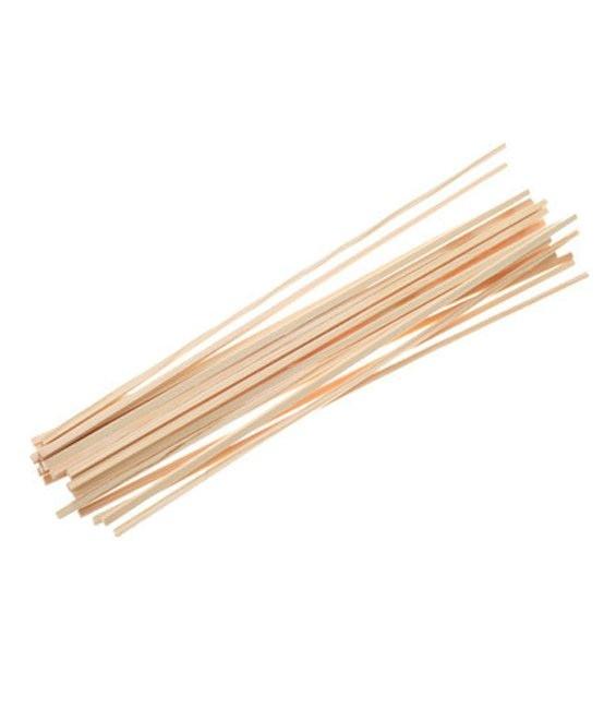 Zuckerwatte Holzsticks, 20 Stück
