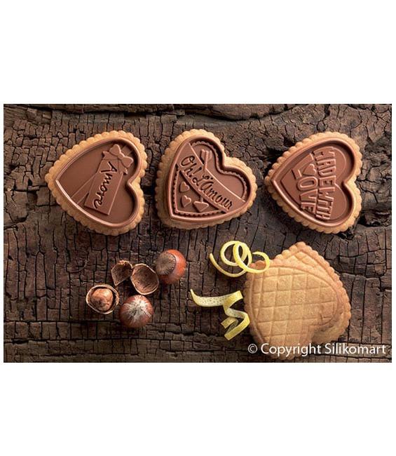 Doppelkeks Set Cookie Love