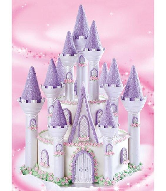 Märchenschloss Kuchen Set