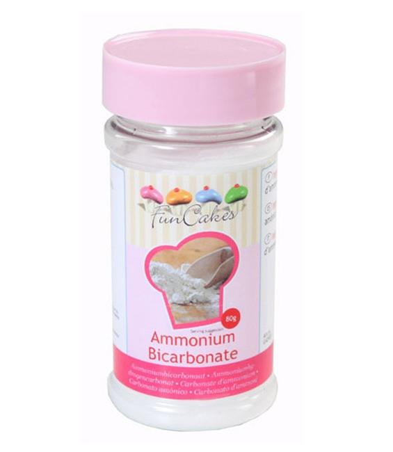Ammoniumhydrogencarbonat, 80g
