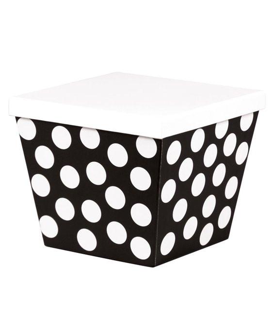Präsentations Box Domino Dots