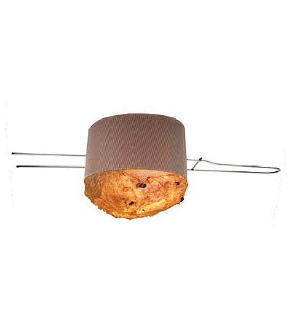 Edelstahlstift zum Abkühlen von Hefekuchen