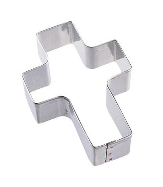 Ausstecher Kreuz, 7,5 cm