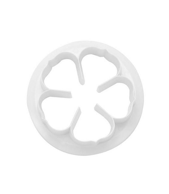 Rosenausstecher 5-blättrig, 65 mm