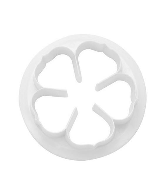 Rosenausstecher 5-blättrig, 75 mm