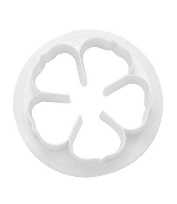 Rosenausstecher 5-blättrig, 90 mm