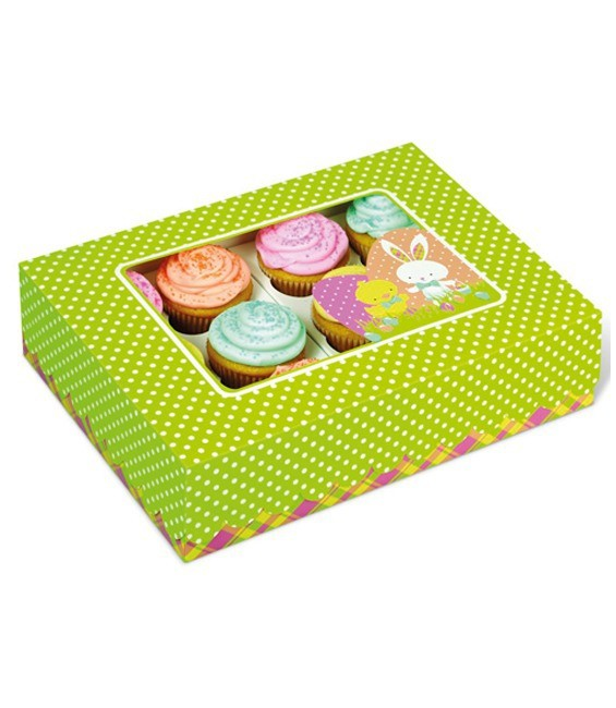 Cupcakes Box Ostern
